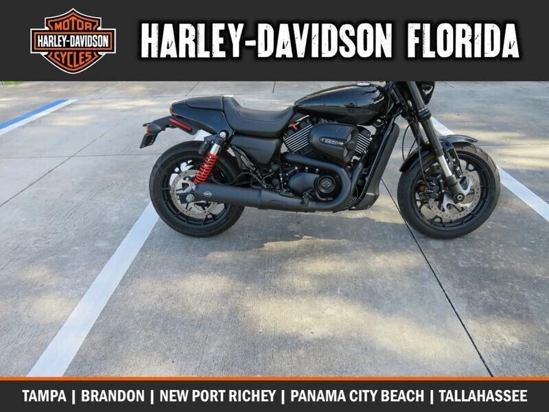 Harley-Davidson Street 750 Motorcycles for Sale