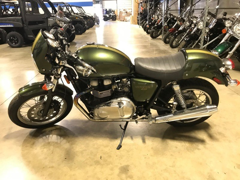 Triumph Thruxton Motorcycles for Sale - Motorcycles on