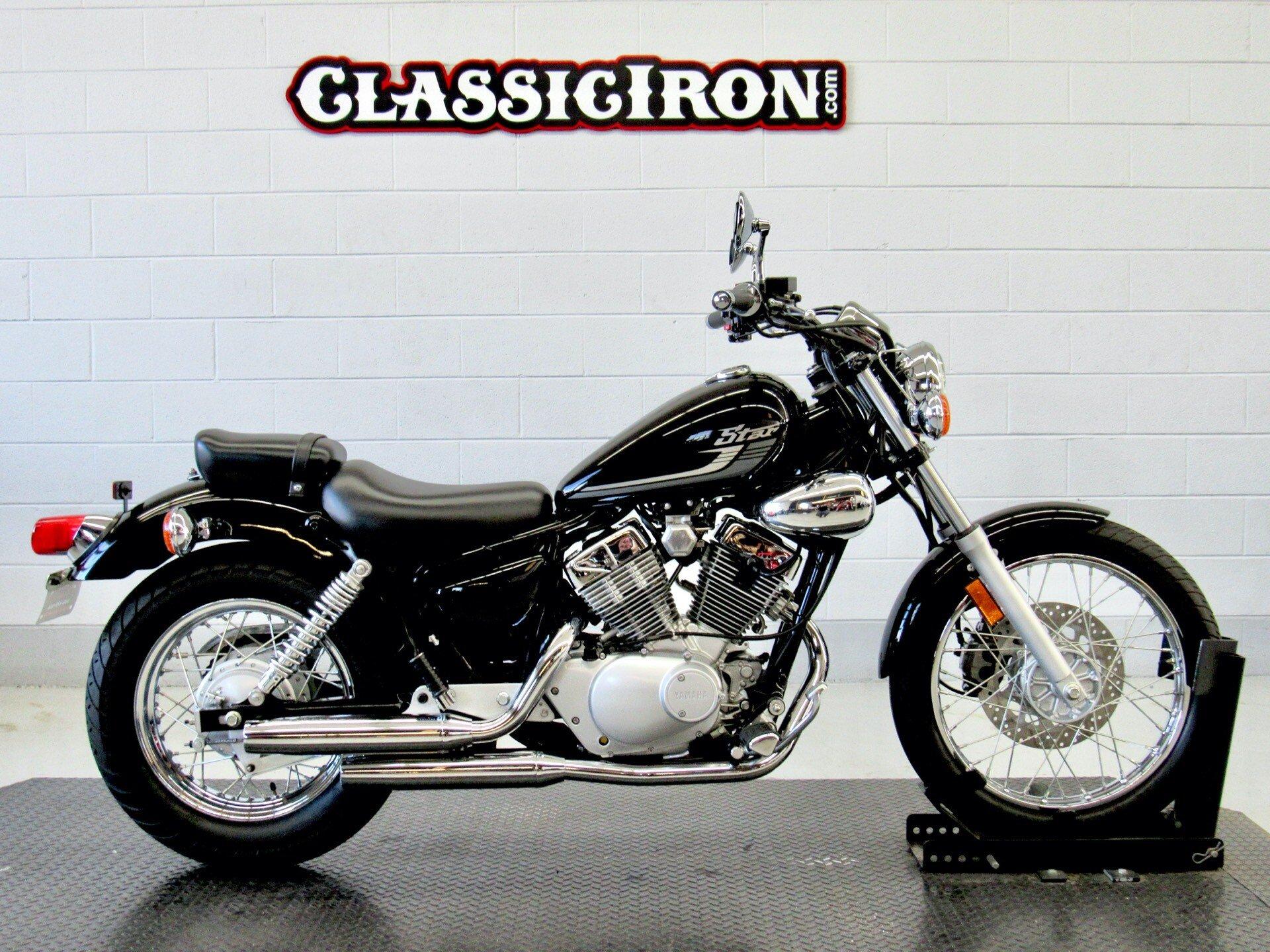 Motorcycle Dealers Near My Location >> 2018 Yamaha V Star 250 Motorcycles for Sale - Motorcycles on Autotrader