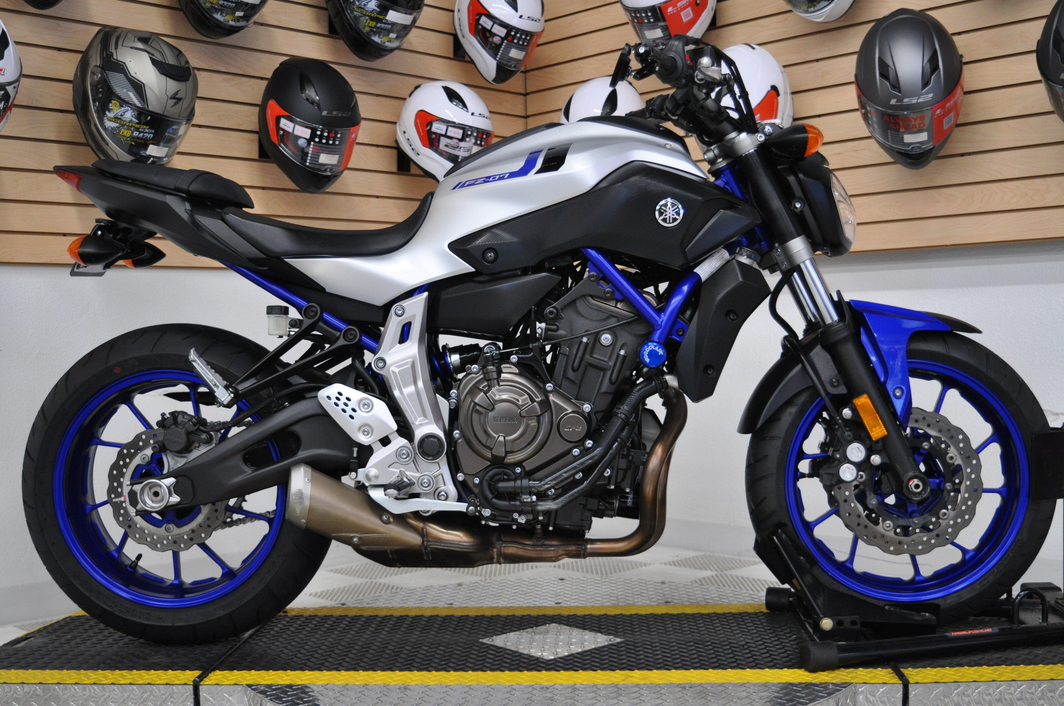2016 Yamaha FZ-07 for sale near SEATTLE, Washington 98107