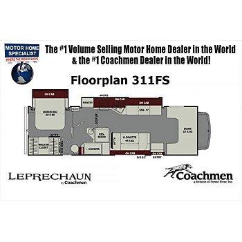 2018 Coachmen Leprechaun for sale 300137264