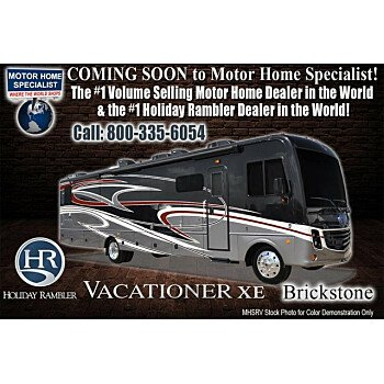 2018 Holiday Rambler Vacationer for sale 300152125