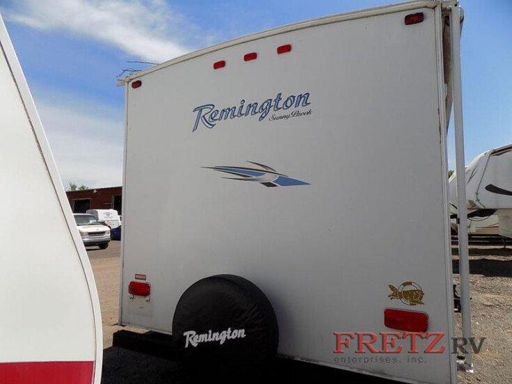 2013 Sunnybrook remington