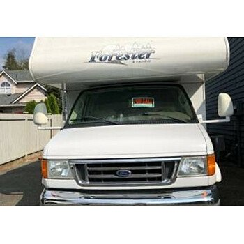 2007 Forest River Forester for sale 300173527