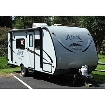 2016 Coachmen Apex for sale 300177615