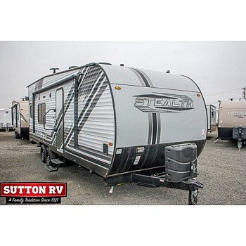 2019 Forest River Stealth for sale 300179063