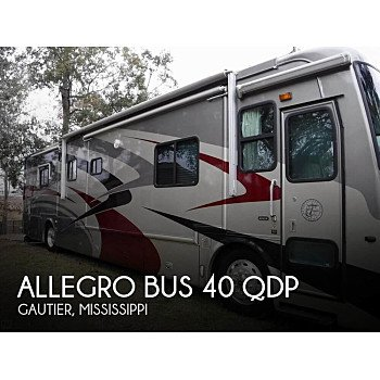 2005 Tiffin Allegro Bus for sale 300181549
