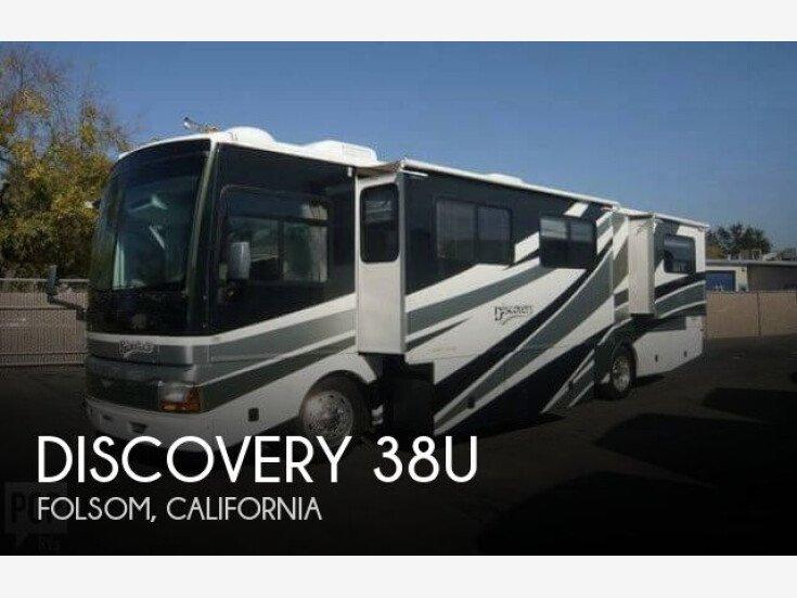 2003 Fleetwood Discovery for sale near Sarasota, Florida 34240 - RVs
