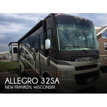 2016 Tiffin Allegro for sale 300181917