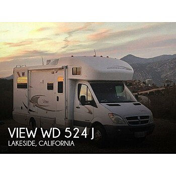 2008 Winnebago View for sale 300181994