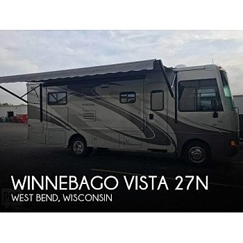 2013 Winnebago Vista for sale 300182142