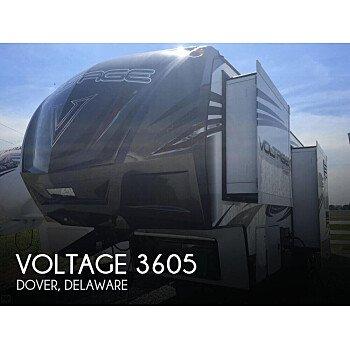 2016 Dutchmen Voltage for sale 300182358