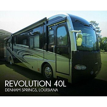 2007 Fleetwood Revolution for sale 300182364