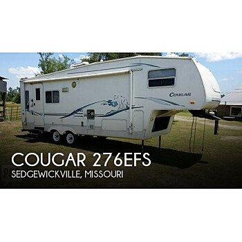 2001 Keystone Cougar for sale 300182511