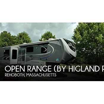 2015 Highland Ridge Open Range for sale 300182691