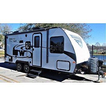2017 Winnebago Micro Minnie for sale 300185001