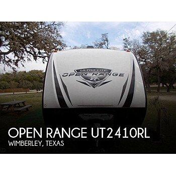 2018 Highland Ridge Open Range for sale 300185908