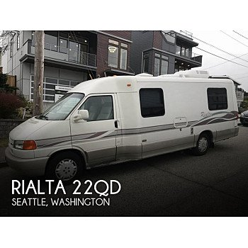 1999 Winnebago Rialta for sale 300188001