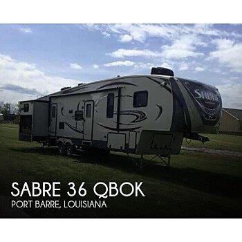 2014 Forest River Sabre for sale 300188010