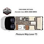 2019 Pleasure-way Lexor for sale 300188245
