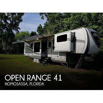 2019 Highland Ridge Open Range for sale 300189677