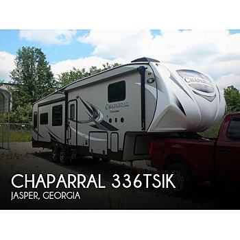 2018 Coachmen Chaparral for sale 300189798