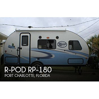 2018 Forest River R-Pod for sale 300189859