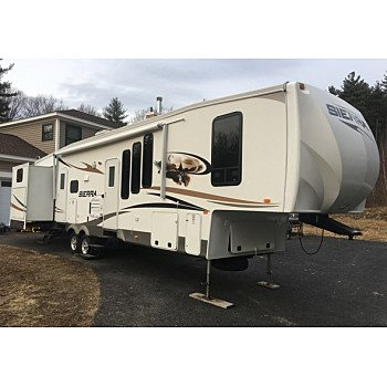 2012 Forest River Sierra for sale 300190070