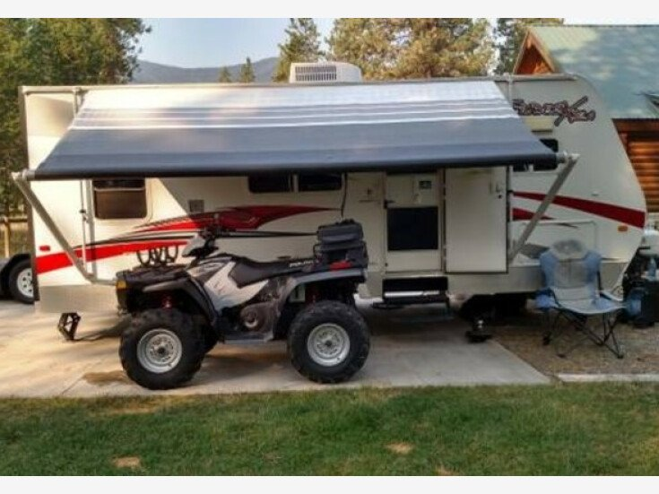 2009 Cruiser RV fun finder
