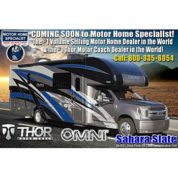 2020 Thor Omni for sale 300190370