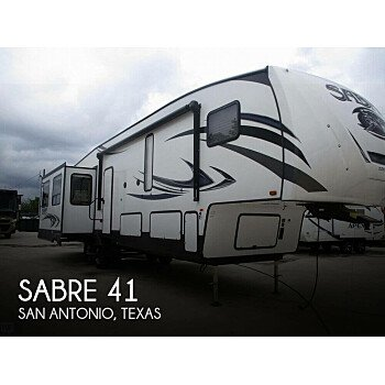 2018 Forest River Sabre for sale 300190628