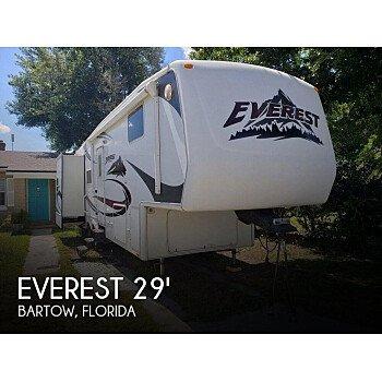 2006 Keystone Everest for sale 300190907