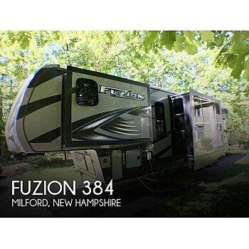 2017 Keystone Fuzion for sale 300191386
