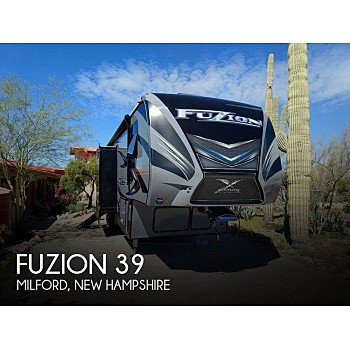 2017 Keystone Fuzion for sale 300191386