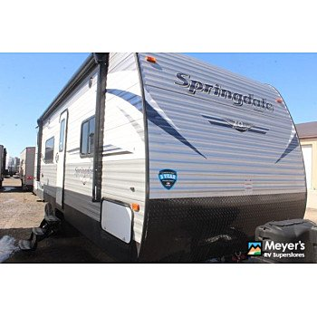 2019 Keystone Springdale for sale 300192592