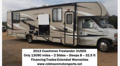 2013 Coachmen Leprechaun 319DS for sale 300194196