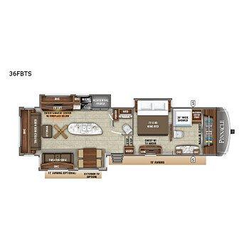 2020 JAYCO Pinnacle for sale 300194247