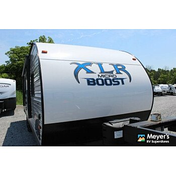 2020 Forest River XLR Boost for sale 300194282