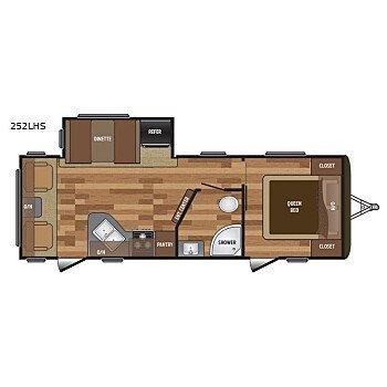 2017 Keystone Hideout for sale 300196137