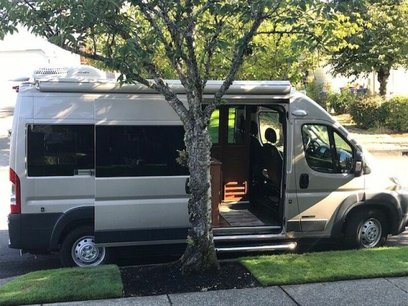 2018 Roadtrek Simplicity for sale near GRESHAM, Oregon 97080