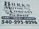 Burks Motor CO